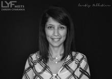 Meet Victoria Optometrist Zareen Charania