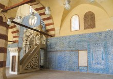 Detailing the restoration work of the Aga Khan Foundation Cairo