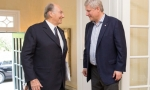 TheIsmaili.org Event Journal: His Highness the Aga Khan meets with Canadian Prime Minister