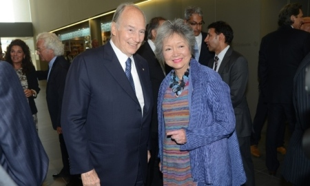 Shinan Govani: His Highness the Aga Khan smiles his way through Toronto festivities