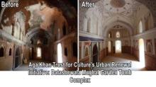 Aga Khan Trust for Culture's Urban Renewal Initiative: Batashewala Mughal Garden Tomb Complex