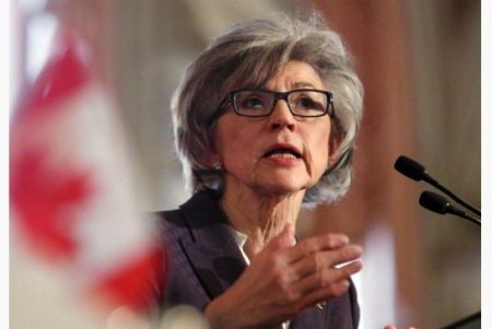 Toronto Star: Chief Justice Beverley McLachlin argues tolerance, within limits, 'is the only way forward'