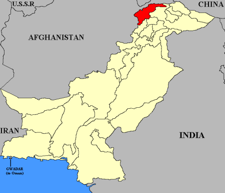 Chitral (Image credit: Wikipedia)
