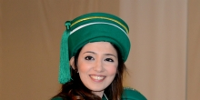 Aga Khan University Karachi College of Physicians and Surgeons' candidate receives Burki Gold Medal 2014
