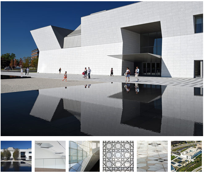 Aga Khan Museum: 5 Amazing New Exhibit Spaces to Add to Your Museum Radar (Image via Curbed National)