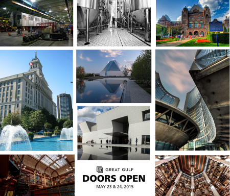 blogTO - The top 15 buildings to see at Doors Open Toronto 2015