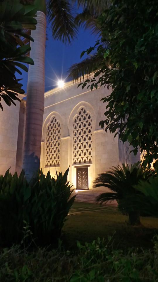 Glimpse of the Ismaili Centre, Dubai   Hussein Charania Photos
