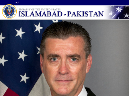 Karachi attack on Ismailis - US Ambassador Olson