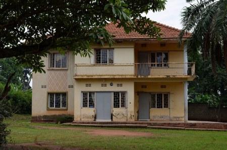 Old Ismaili homes of Mbale, Uganda