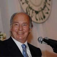 "His Highness the Aga Khan: Listen to Hazrat Ali's words: ""No honour is like knowledge..."""