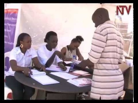 NTV Uganda: Aga Khan University Hospital offers free medical services