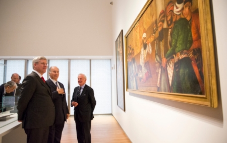 Why an Islamic art museum in Toronto and what the Aga Khan Development Network is all about