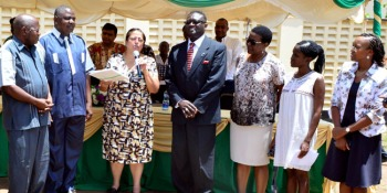 Aga Khan University School of Nursing and Midwifery: Public Private Partnership assures better healthcare to res idents of Kenya's coastal region