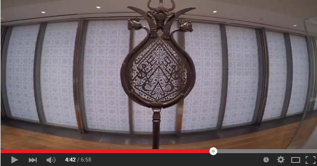 Rahim Jiwani with GoPro Camera, visits Aga Khan Museum Toronto