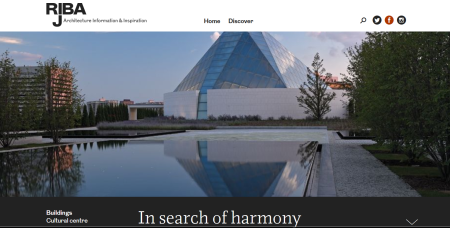 RIBA Journal - In Search of Harmony - Ismaili Centre, Toronto and Aga Khan Museum