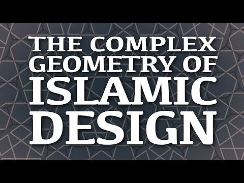 Eric Broug: The complex geometry of Islamic design