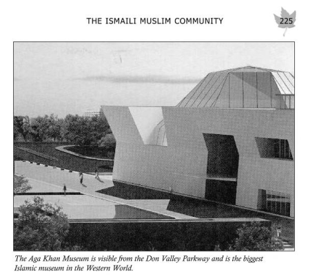 Toronto's Many Faces: The Ismaili Muslim Community