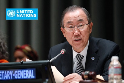 Secretary-General Strongly Condemns Killing of 45 Ismailis on Pakistan Bus, Urges Swift Government Action to Protect Religious Minorities (UN Photo/Paulo Filgueiras)
