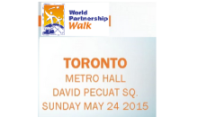 World Partnership Walk Toronto