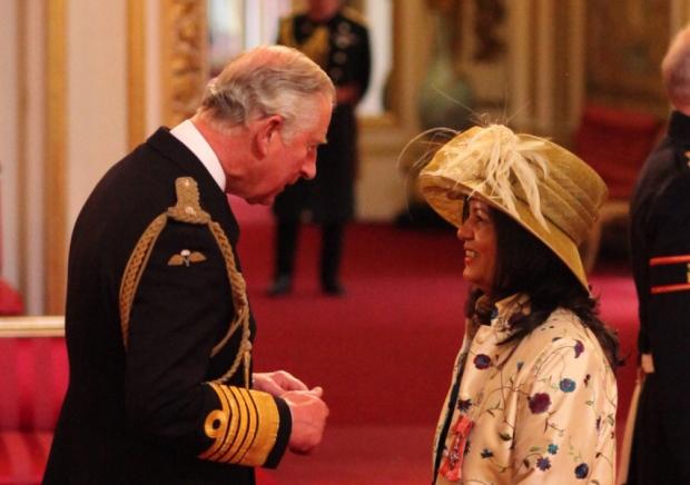 Laila Remtulla's big invite on lavish day at palace