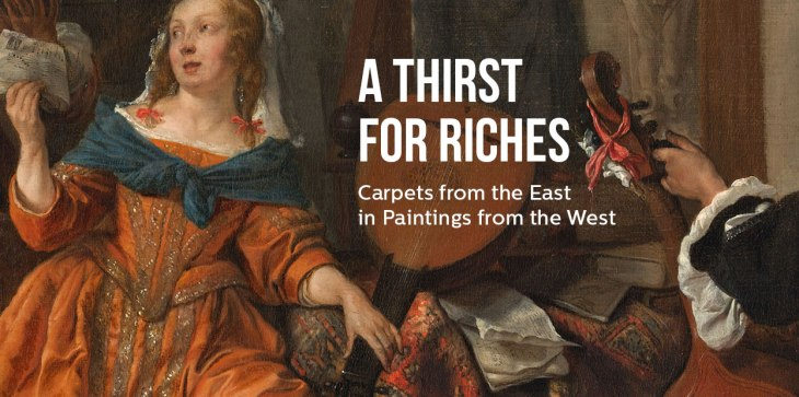 Aga Khan Museum Toronto Exhibition: Carpets from the East in Paintings from the West