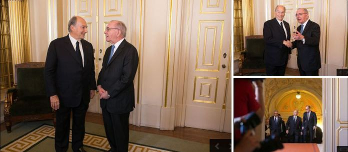 Photos: Government of Portugal receives His Highness the Aga Khan