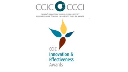 Aga Khan Foundation receives 2015 Canadian Council for International Co-operation (CCIC) Civil Society Innovation Award