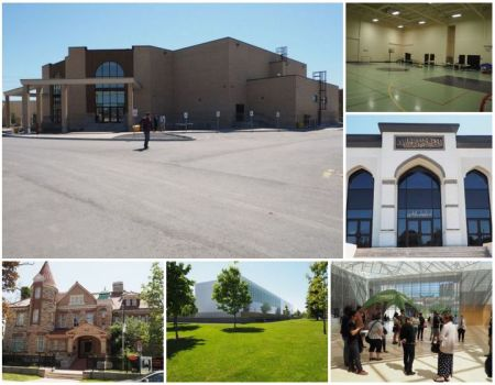 Visit Two Mosques, an Embassy, and The Delegation of the Ismaili Imamat, with Malik Merchant