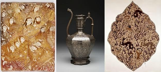 "The Dallas Museum of Art to host first North American presentation of rarely exhibited Keir Collection in ""Spirit and Matter: Masterpieces of the Islamic Art"""