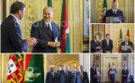 Portuguese Foreign Minister Machete receives Prince Aga Khan