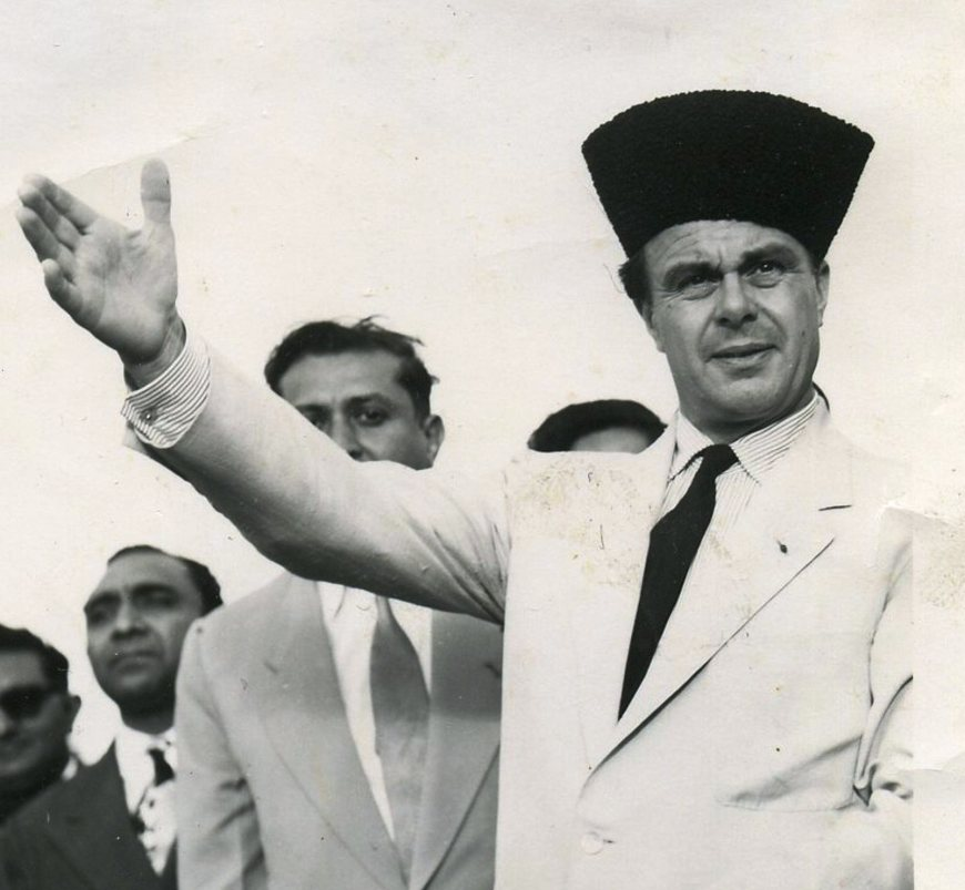 prince aly khan in arusha