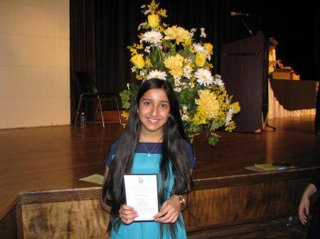Raahina Malik to conduct Cancer Research at Emory University, Atlanta