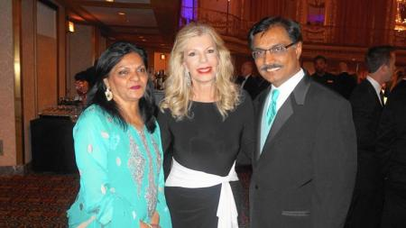 Sadruddin & Rukhsana Noorani: Rita Hayworth Gala with Princess Yasmin Aga Khan raises $1.3M to fight Alzheimer