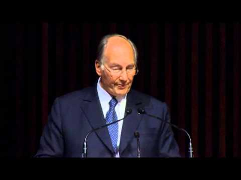Video: His Highness the Aga Khan - Annual Pluralism Lecture 2015, Global Centre for Pluralism