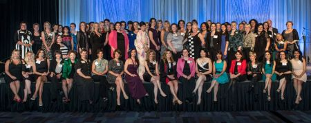 Selin Jessa receives 2015 YWCA Young Woman of Distinction Award