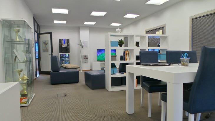 Youth Lounge, Ismaili Centre Lisbon, Portugal