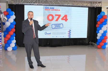 Abdellatif Bouziani, the Smart Telecom Group CEO