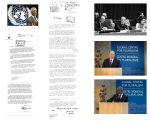 (Left) UN Secretary General Kofi Annan's invitation letter to Prince Sadruddin to join UN's Comite des Sages to combat Global Illicit Drug Problem. (Middle) His Highness Prince Karim Aga Khan's letter in response to UN Secretary General Kofi Annan's invitation to join UN's Comite des. (Right) Top - Prince Sadruddin at the UN during his term as the UN High Commissioner for Refugees; middle & bottom - His Highness Prince Karim Aga Khan and UN Secretary General Kofi Annan during the2013 annual Global Centre for Pluralism Lecture (image credits: UN and AKDN)
