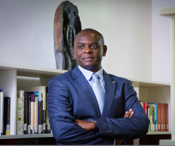 Alex Awiti, Director of the East African Institute and Assistant Professor at Aga Khan University.