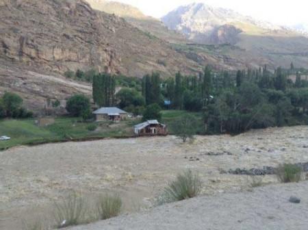 Tajikistan Floods – 10,000 Forced to Evacuate in Gorno-Badakhsan Region