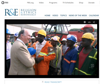 His Highness the Aga Khan and the Ismailis - Live on Religion & Ethics NewsWeekly July 31 2015 - Full Transcript