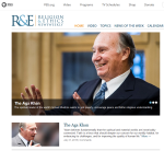 His Highness the Aga Khan and the Ismailis - Live on Religion & Ethics NewsWeekly July 31 2015