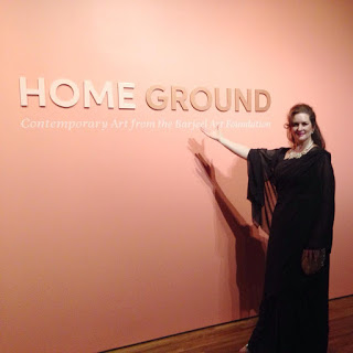 Hashoo Foundation Sponsors 'Home Ground' Contemporary Art from the Barjeel Art Foundation Exhibit at Aga Khan Museum | Hashoo Foundation USA