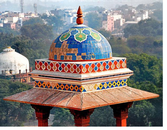 Secrets of Humayun's Tomb Revealed