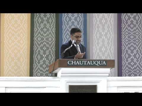 Dr. Hussein Rashid: Religion & Violence | Chautauqua Institution