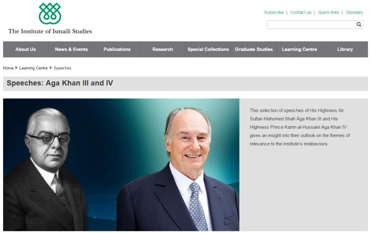IIS - launch of redesigned website