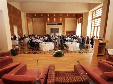 Ismaili Centre, Dushanbe hosts the World Humanitarian Summit - Plenary Hall