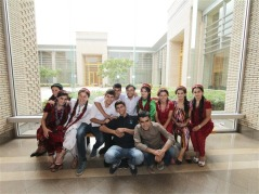 Ismaili Centre, Dushanbe hosts the World Humanitarian Summit - Volunteer group photo