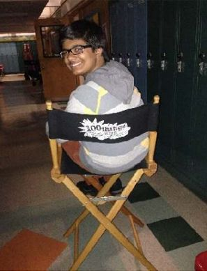Jameel Shivji - Nickelodeon Recurring Star!