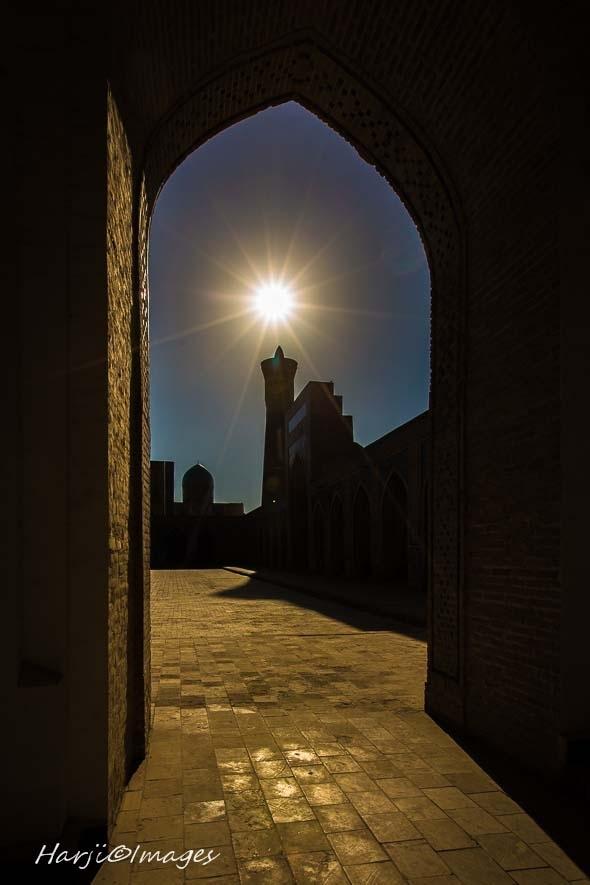 The Silk Road Through the Lens of Muslim Harji